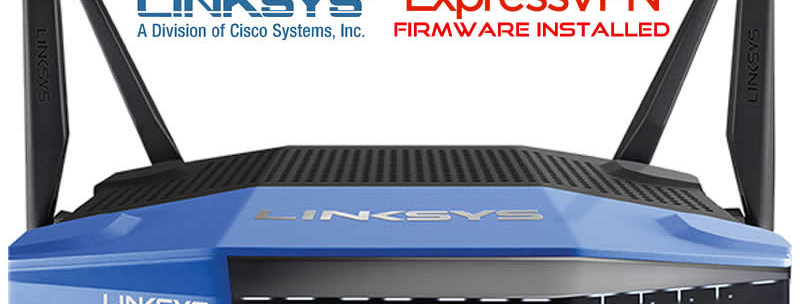 Linksys WRT3200ACM  Express VPN Router