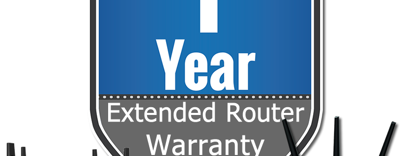 1 Yr Extended Router Warranty