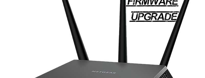 Netgear R7000 DD-WRT Firmware Upgrade