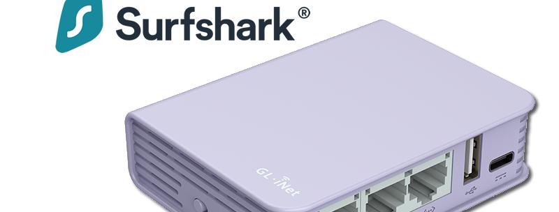 Guardian Surfshark MV1000 PnP Mini VPN Router