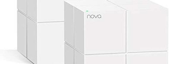 Tenda Nova MW6-2 Whole Home Mesh Wi-Fi System