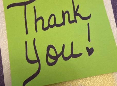 Lettuce Chat 6/01/2020  Gratitude
