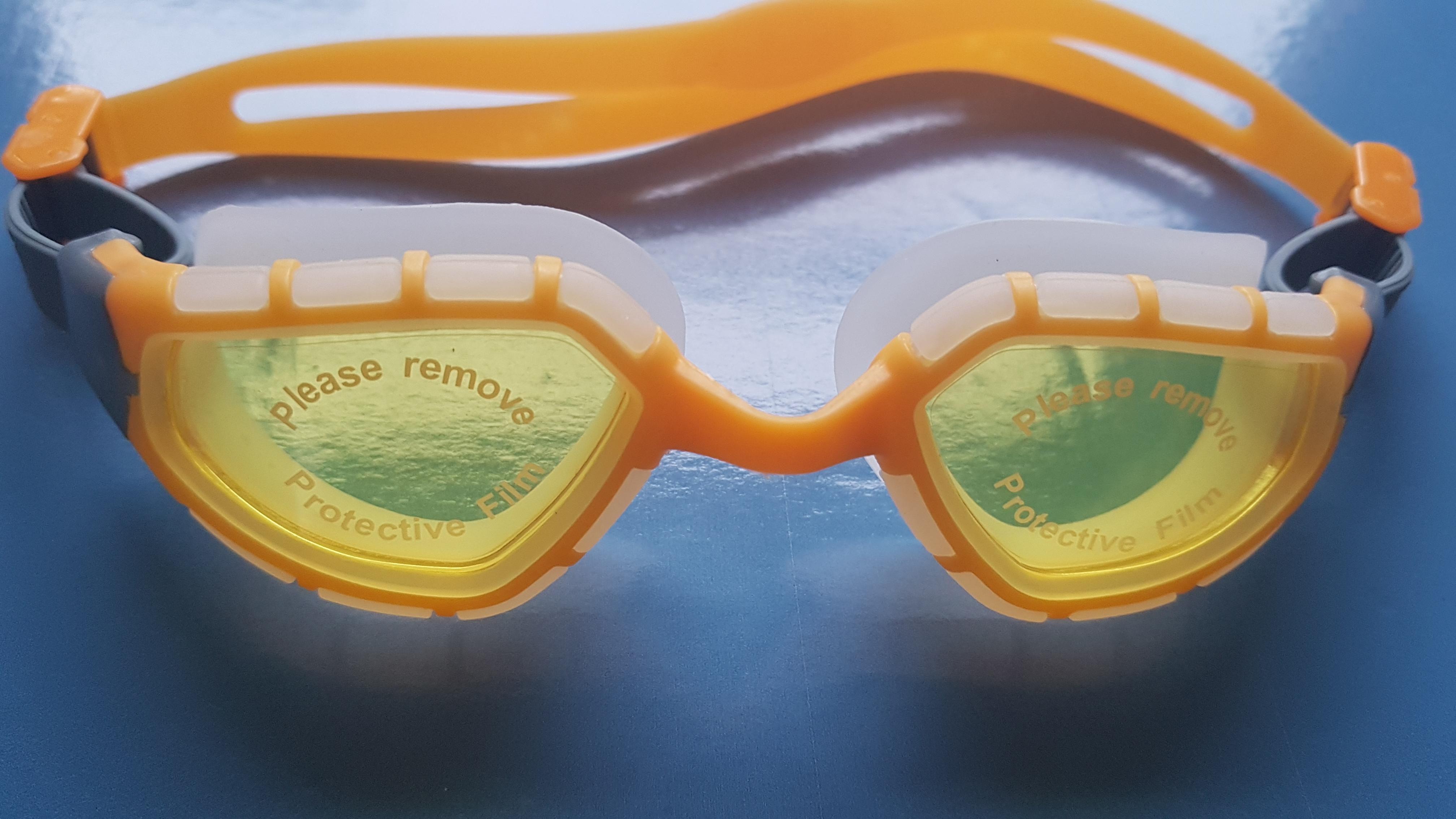 Hydro Junior LX Orange