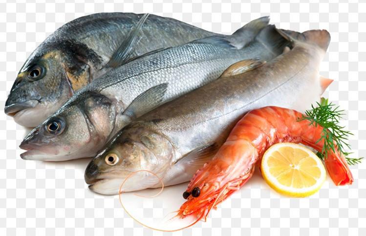 Pescados, mariscos... los frutos del mar son los mejores alimentos para mantener óptimos nuestros niveles de yodo.