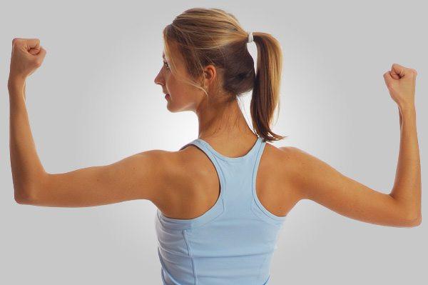 Una espalda fuerte nos previene frente a dolores de espalda.