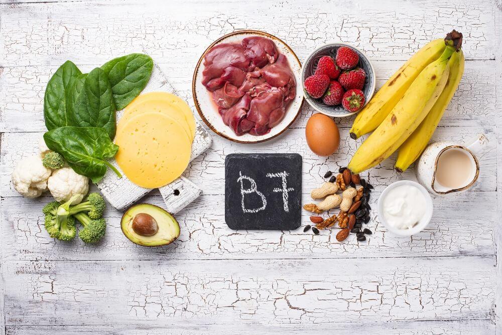 La vitamina B7 está presente en muchos alimentos de consumo diario.