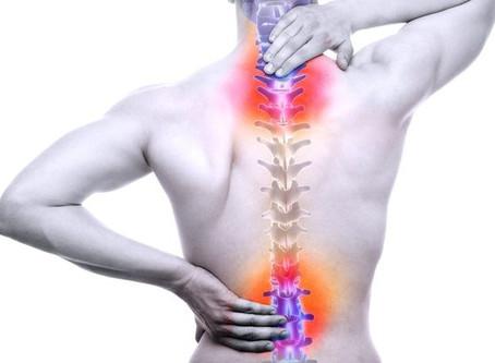 Dolor de espalda y la osteopatía