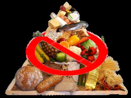La pirámide nutricional y sus mentiras.