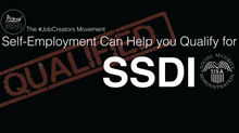 #DisabilitySelfEmployment: How self-employment can help you qualify for SSDI and Medicare