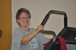 Treadmill fun