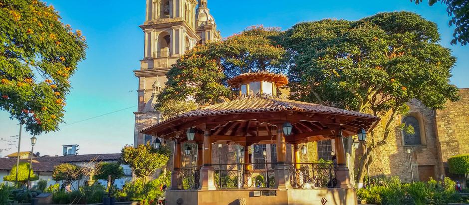 Mexiko mit dem Gleitschirm