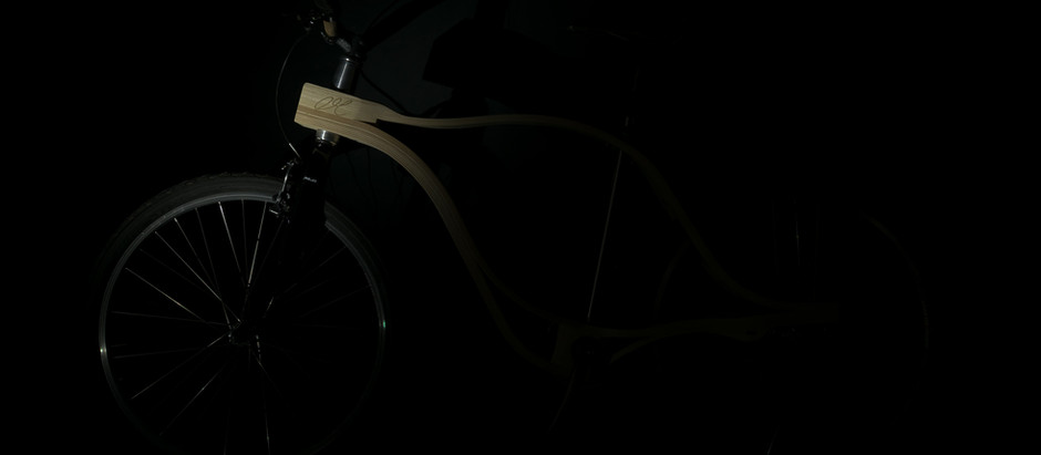 Wooden bicycle 2.1