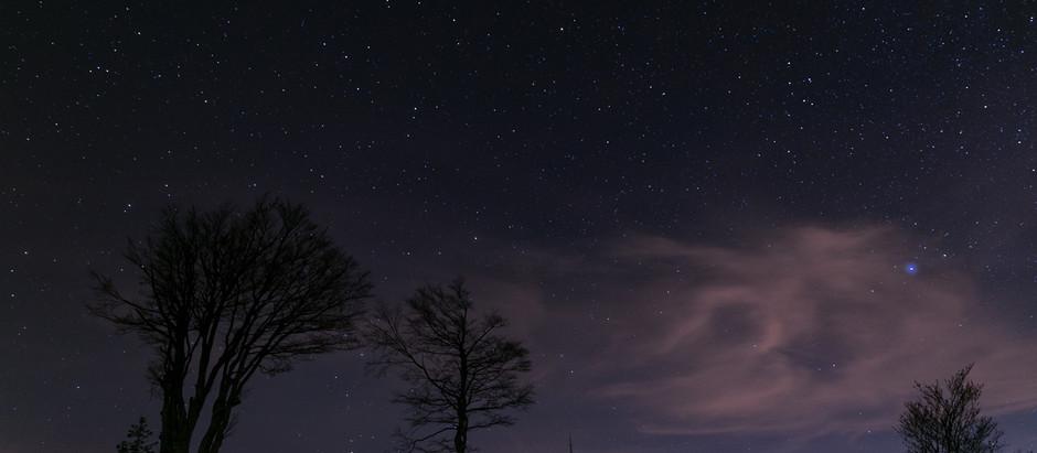 Nachts im Emmental