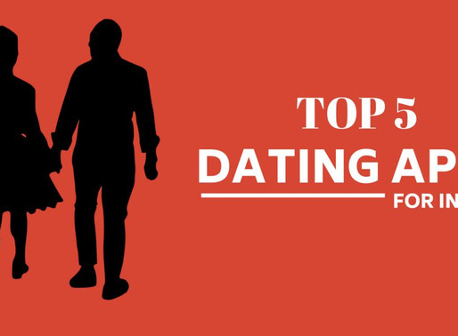 Top 5 Dating Apps in India (2019)