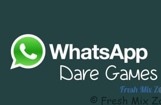 Whatsapp Dare Games for Crush with Answers