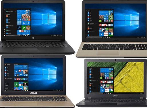Best 4 Laptops available under Rs. 20,000
