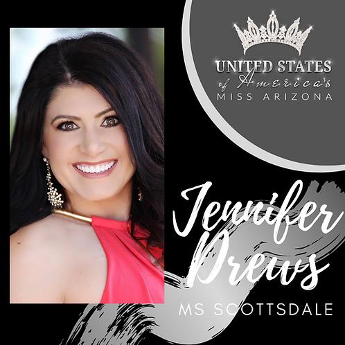 Jennifer Drews, Ms. Scottsdale