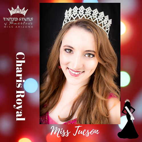 Charis Royal, Miss Tucson