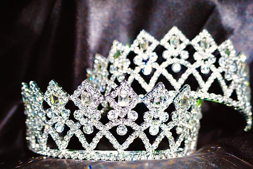 2nd Payment: Order Local Crown and Sash