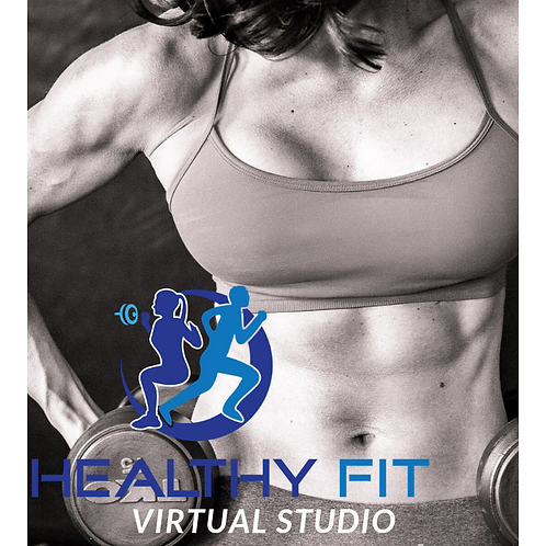 Pageant Workout Prep - 1 month virtual studio access