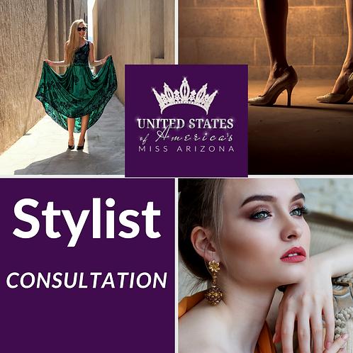 Stylist Consultation