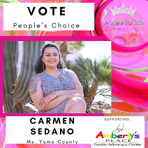 Carmen Sedano, Ms. Yuma County