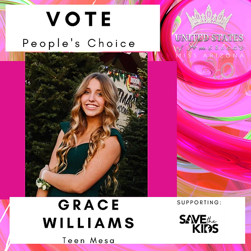 Grace Williams, Teen Mesa
