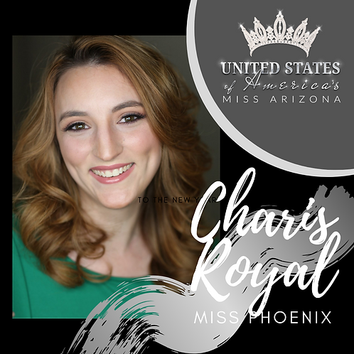 Charis Royal, Miss Phoenix