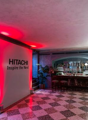 Hitachi Rail - Ristorante Cracco
