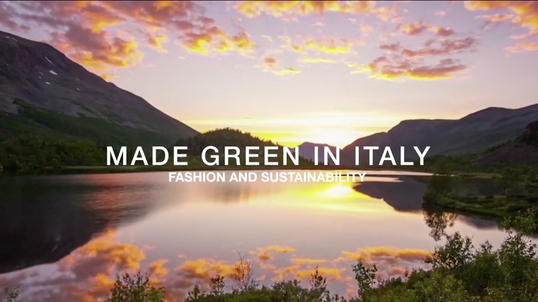 HERNO MADE IN GREEN | P.E.F.