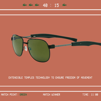 LACOSTE | RENE' MAGNETIC