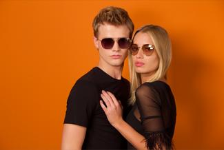 Scott eyewear advertisting campaign