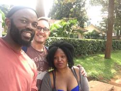 Writivism, Kampala