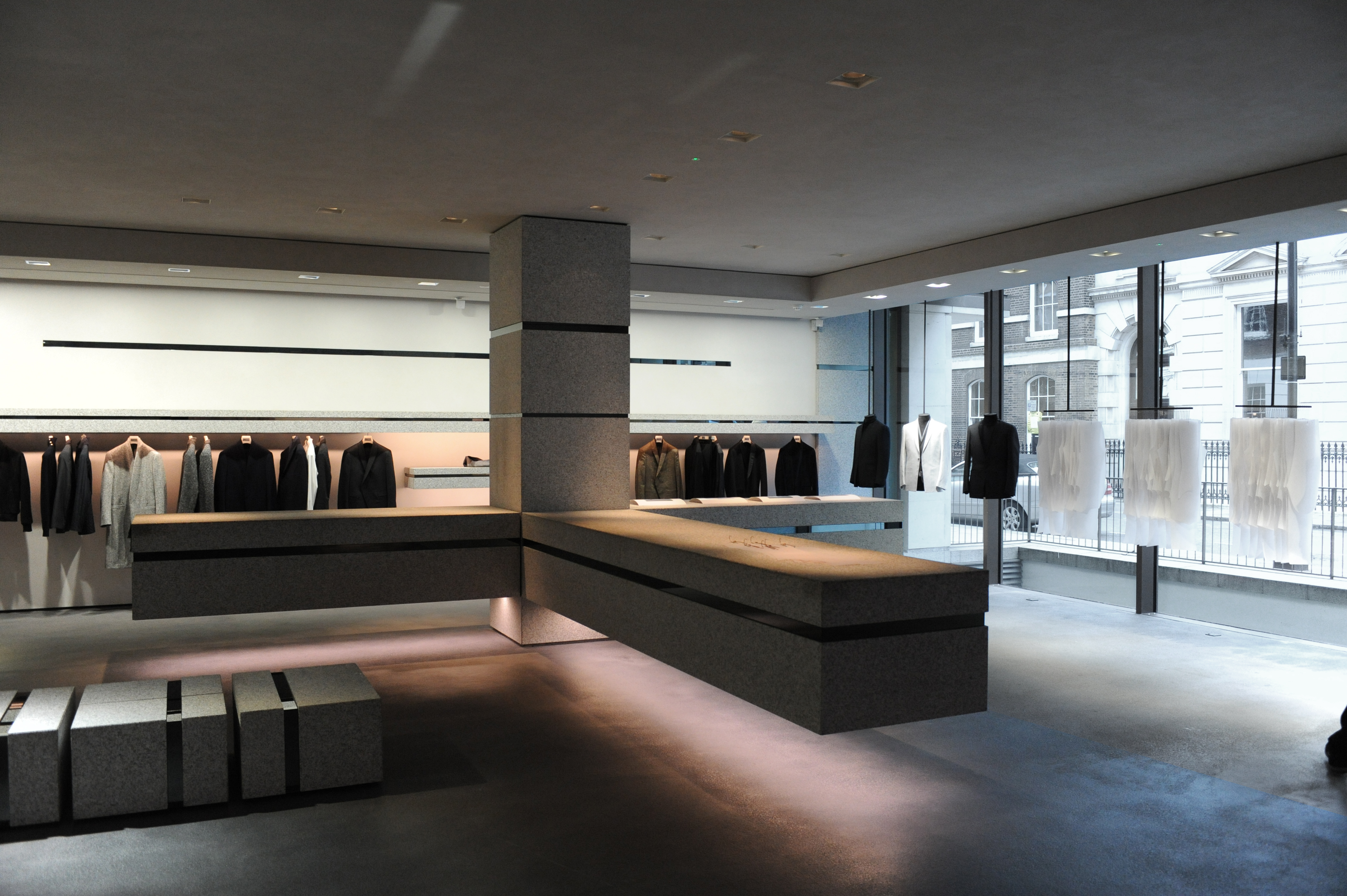 Interior Shop Savile Row