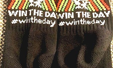 Win the Day Socks