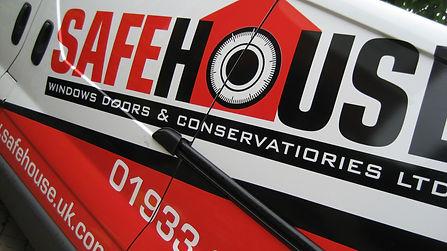 windows, doors, conservatories, rushden, northamptonshire