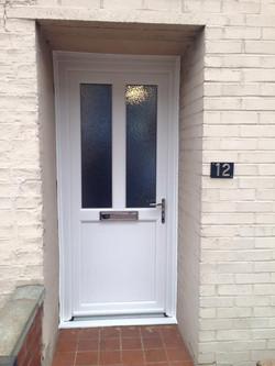 Residential panel doors