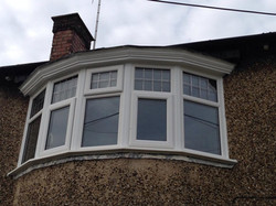 Bay window fitted in Raunds