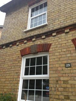 Casement windows in Huntingdon