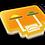 Thumbnail: Differential Scanning Calorimetry Badge Pin - Metallic Hard Enamel