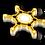 Thumbnail: Aromaticity Badge Pin - Metallic Hard Enamel
