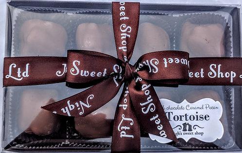 Tortoises (8 pack), dark chocolate
