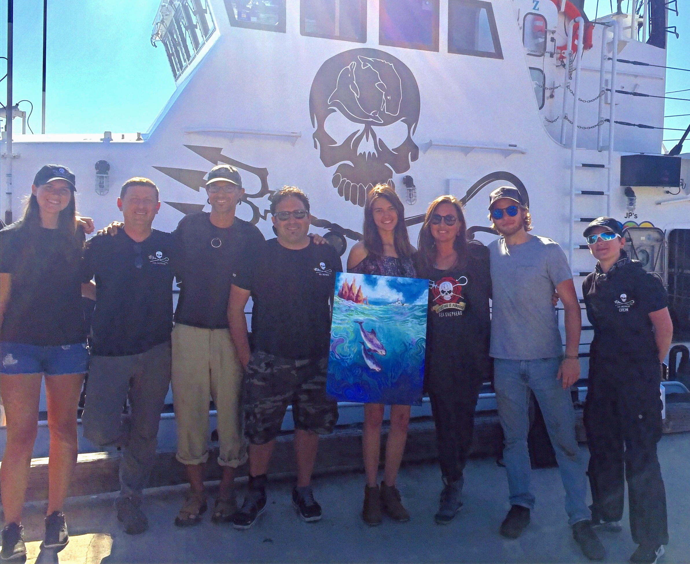 Sea Shepherd in San Diego