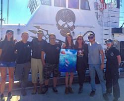 Sea Shepherd in San Diego