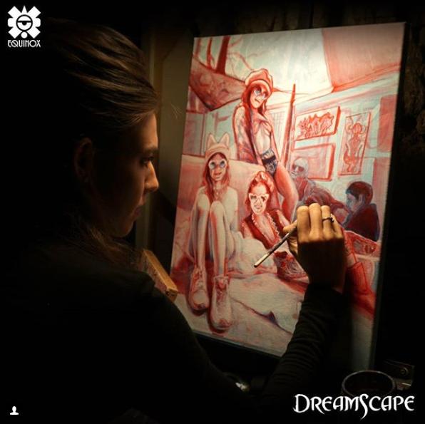 Equinox 2018 with Dreamscape Gallery