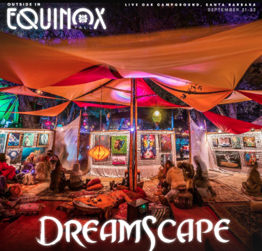 Dreamscape Gallery at Equinox 2018