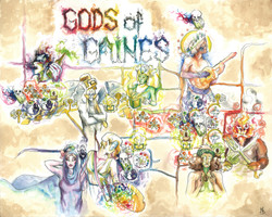 Gods of Gaines