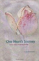 Kate McGahan's first book One Heart's Journey