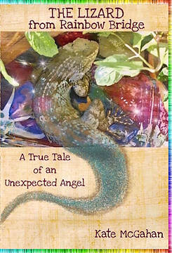 Front Cover of The Lizard from Rainbow Bridge