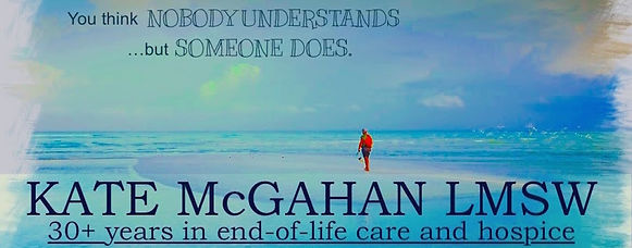 1:1 and Family Grief Counseling with Kat McGahan LMSW